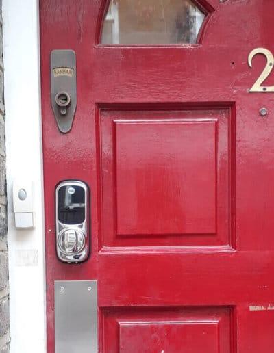 smart lock yale