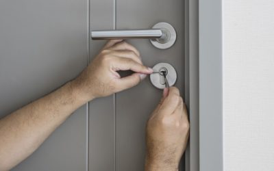 Safe opening of locks and emergency door opening